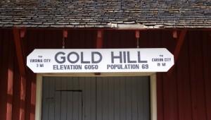 Gold Hill, NV