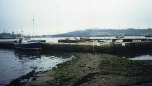 Figure No 1. Torpoint Ballast Pond, c. 1977.
