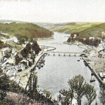 Looe from above Marine Drive, 1910